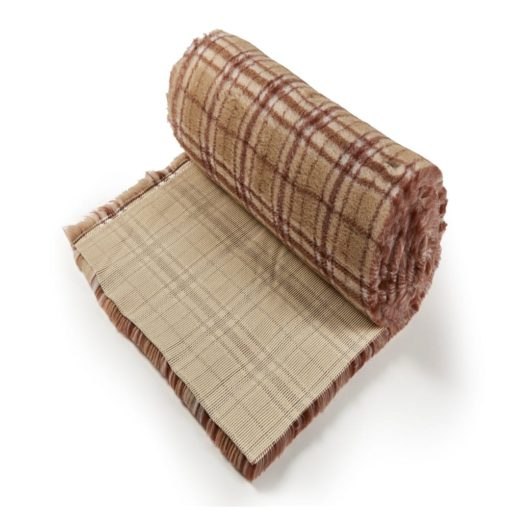 Bronte-glen-active-nonslip-roll-autumn-plaid - pawsandtails.pet