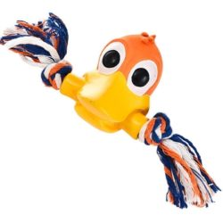 Rope Tug Duck - pawsandtails.pet