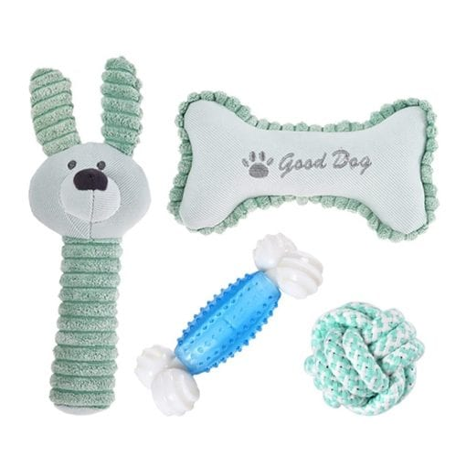 Toy Set Blue - pawsandtails.pet