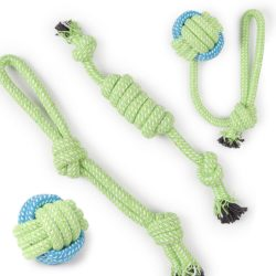 Rope Toy Set - pawsandtails.pet