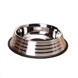 Stainless Steel Deep Bowl - pawsandtails.pet