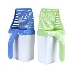 Plastic Litter Scooper - pawsandtails.pet