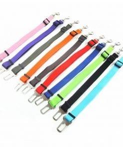 Car Safety Seat Belt Restraint – Adjustable 48-74cm - pawsandtails.pet