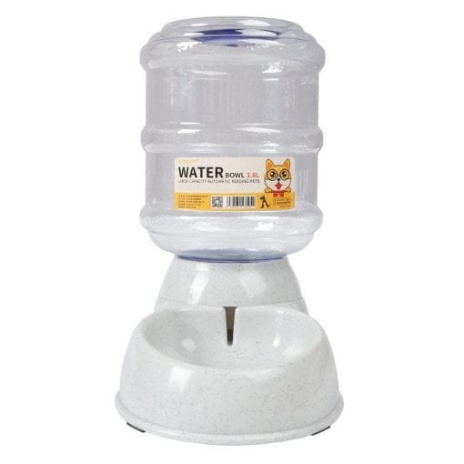 Automatic Water Dispenser 3.8l - pawsandtails.pet