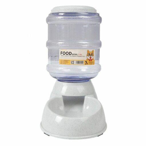 Automatic Food Dispenser 3.8l - pawsandtails.pet