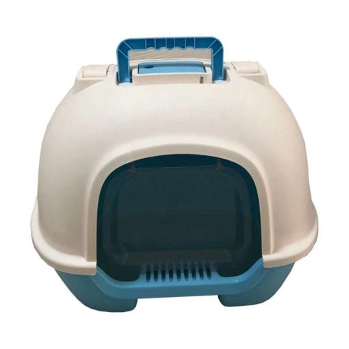 Covered Litter Tray - pawsandtails.pet