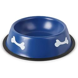 Bone Patterned Bowl - pawsandtails.pet