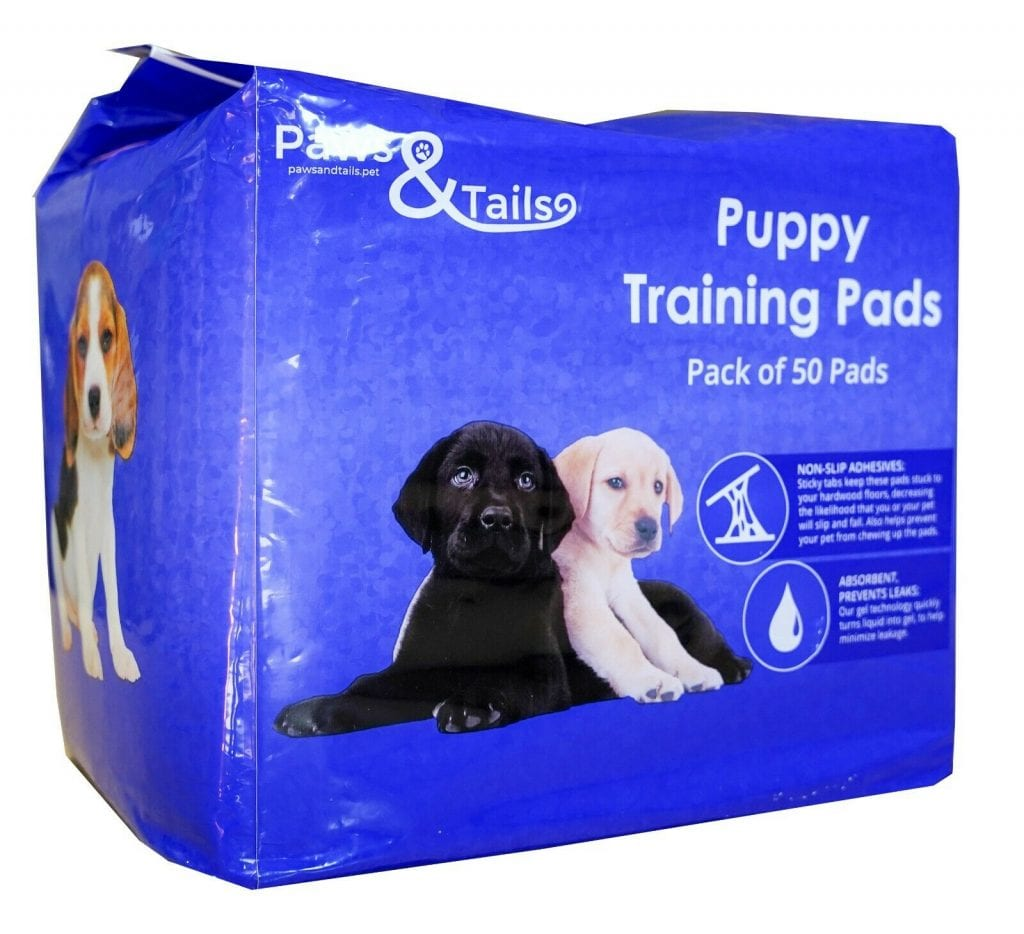 Heavy Duty Dog Puppy Training Wee Pads Floor Toilet Mats – S - pawsandtails.pet